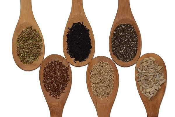 6 Of The Healthiest Seeds To Eat