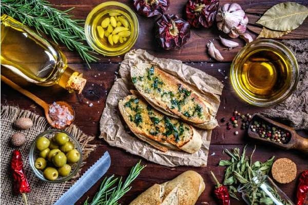 What Foods To Eat On The Mediterranean Diet