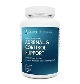 Dr.Berg Adrenal Cortisol Support