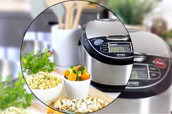 Read more about the article 5 Of The Best Rice Cookers In 2021