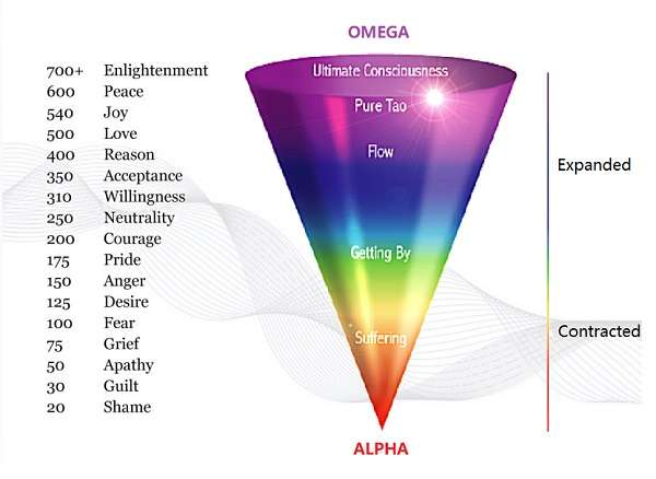 The vibration frequency
